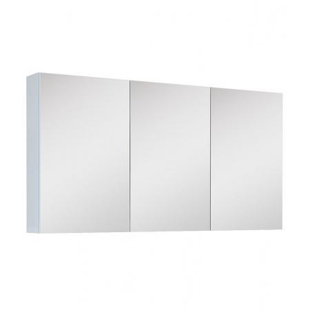 Elita Szafka wisząca z lustrem 120x61,80x12,90 cm, biała 904512