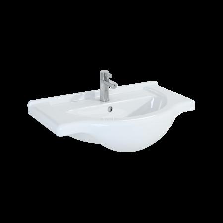 Elita Bahama Umywalka meblowa 65,5x45x19 cm, biała 145465N