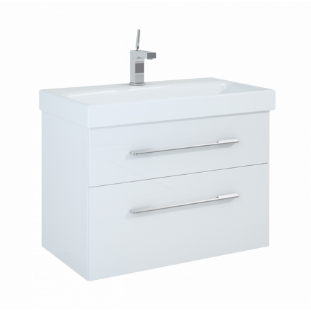 Elita Barcelona Szafka podumywalkowa 80x42x54 cm, biała 164344