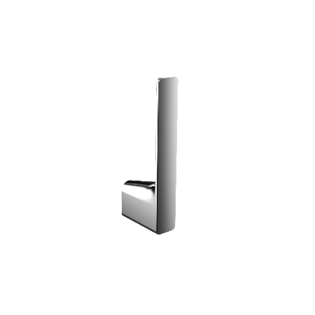 Emco Art Uchwyt na papier toaletowy 2,7x6,1x16,1 cm, chrom 160500101