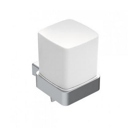 Emco Loft Dozownik do mydła w płynie 7,4x9,7x11,4 cm, chrom 052100103