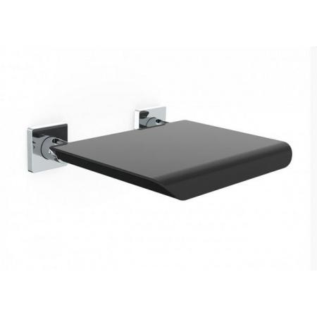 Emco System 2 Krzesło prysznicowe wiszące 40x38,1x9,1 cm, chrom 355121202