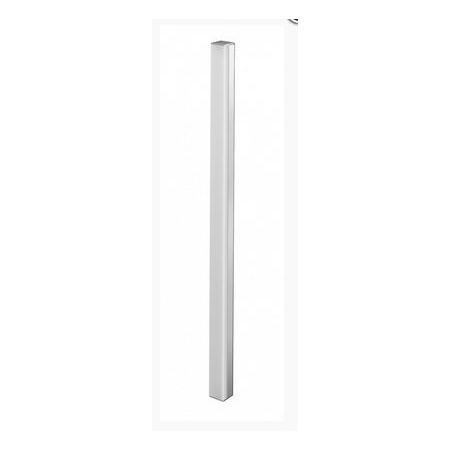 Emco System 2 Lampka LED pionowa oświetlenie lustra 2,5x2,4x50 cm, biała 449200104