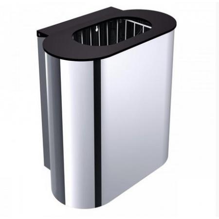 Emco System 2 pojemnik na odpady 43x26,3x45,2 cm, chrom 355300102