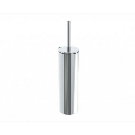 Emco System 2 Szczotka do WC z pokrywą 9x10,5x42,9 cm, chrom 351500102