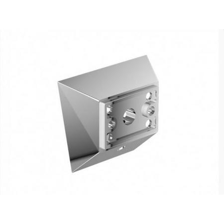 Emco Vara Element mocujący do serii Emco Vara Design 10 6,7x2,2x5,5 cm, chrom 428000109