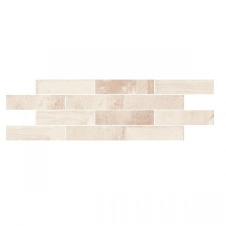 Emil Ceramica Kotto Brick Calce Gres Płytka podłogowa 6x25 cm, beżowa ECKOBRGPP6X25B