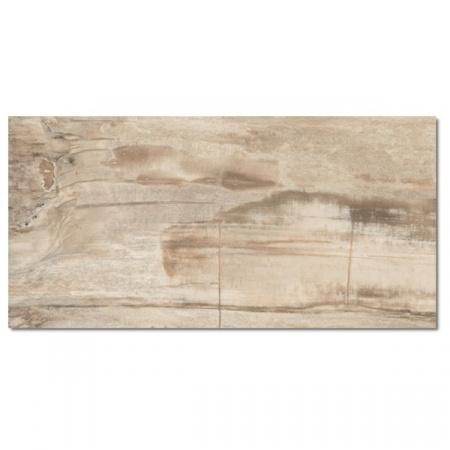 Emil Ceramica Petrified Tree Tiger Core Naturale Płytka ścienna 44,4x89 cm, beżowa 938D1P