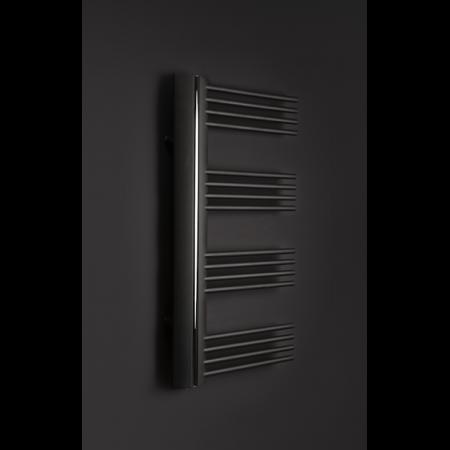Enix Elit Universal Grzejnik dekoracyjny 57,5x107 cm, grafitowy EU00575107014W030000