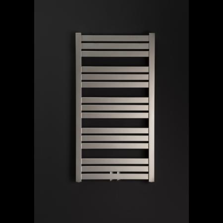 Enix Hiacynt Grzejnik drabinkowy 55,5x77,3 cm, srebrny H000555077306G030000