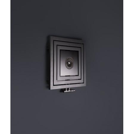 Enix Libra Audio Grzejnik pokojowy 60x60cm, grafitowy LA0060006001410E1000