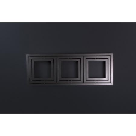 Enix Libra Grzejnik dekoracyjny 162x60 cm, grafitowy L00162006001410E1000