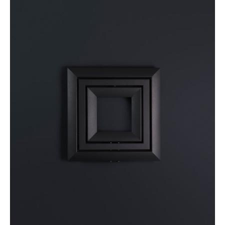 Enix Libra Soft Grzejnik dekoracyjny 65x65 cm, grafitowy LS006500650141031000
