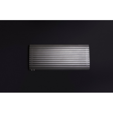 Enix Madera Plus Grzejnik dekoracyjny 140x47,1 cm, grafitowy MDP1400047114L071000