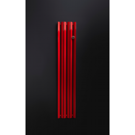 Enix Mango Grzejnik dekoracyjny 34x200cm, czerwony MG00340200044N071000