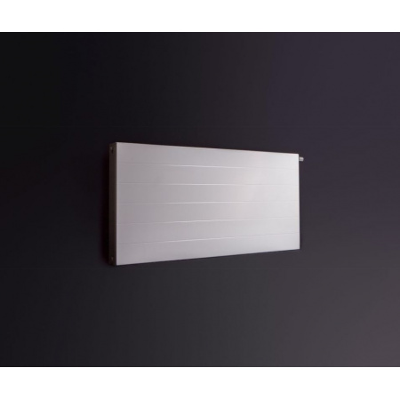 Enix Plain Art Typ 44 Poziomy Grzejnik płytowy 20x100 cm z podłączeniem do wyboru, biały RAL 9016 GP-PS44-20-100-01