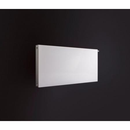 Enix Plain Typ 22 Poziomy Grzejnik płytowy 20x120 cm z podłączeniem do wyboru, biały RAL 9016 GP-P22-20-120-01