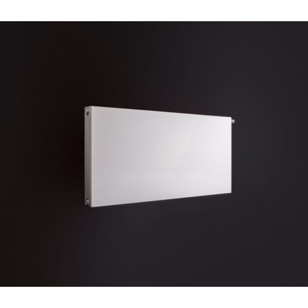 Enix Plain Typ 22 Poziomy Grzejnik płytowy 30x200 cm z podłączeniem do wyboru, biały RAL 9016 GP-P22-30-200-01