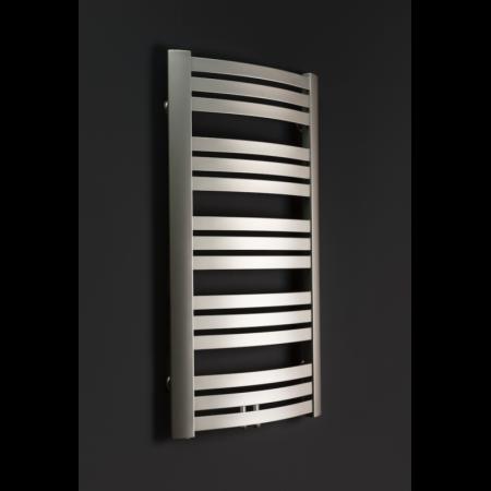 Enix Quatro Grzejnik drabinkowy 59,5x109,7 cm, srebrny Q000595109706G030000