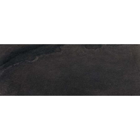 Ergon Controfalda Black Lappato Płytka podłogowa 60x120 cm, czarna ECBLPP660X120C