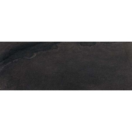 Ergon Controfalda Black Lappato Płytka ścienna 30x60 cm, czarna ECBLPS30X60C