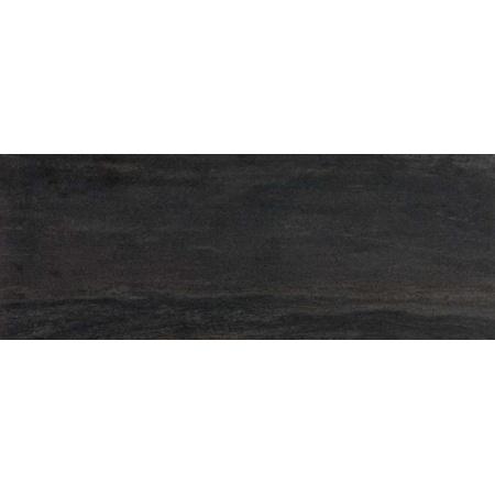 Ergon Falda Black Lappato Płytka ścienna 30x60 cm, czarna EFBLPS30X60C