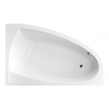 Excellent Aquaria Comfort Wanna narożna 160x100 cm akrylowa prawa, biała WAEX.AQP16WH