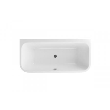 Excellent Arana Wanna prostokątna 179x84,5 cm akrylowa, biała WAEX.ARA18WH