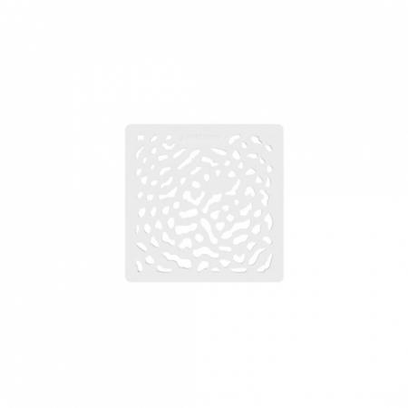 Excellent Arda Pokrywa odpływu biały mat BREX.1509.WHN