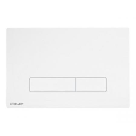 Excellent Aurro Przycisk spłukujący WC biały INEX.AU230.150.WH