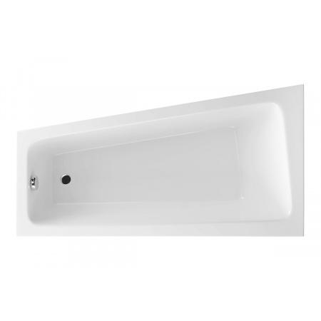 Excellent Ava Side Wanna narożna 150x80,5 cm akrylowa lewa, biała WAEX.AVL15WH