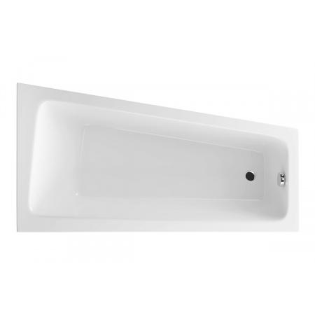 Excellent Ava Side Wanna narożna 150x80,5 cm akrylowa prawa, biała WAEX.AVP15WH