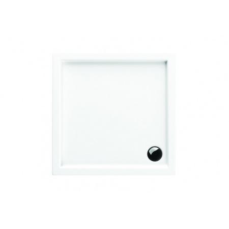 Excellent Actima Base Brodzik kwadratowy 80x80 cm akrylowy, biały BRAC.1102.800.LP