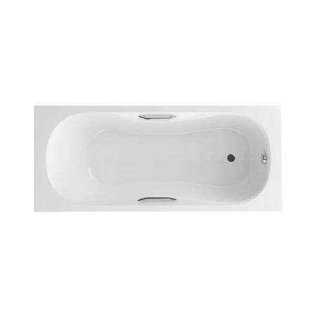 Excellent Clesis Lux Wanna prostokątna 169,5x75,5 cm akrylowa, biała WAEX.CLE17WHC