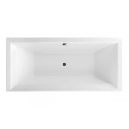 Excellent Crown Grand Wanna prostokątna 189,5x90 cm akrylowa, biała WAEX.CRG19WH
