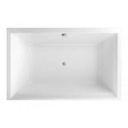 Excellent Crown Lux Wanna prostokątna 190x120 cm akrylowa, biała WAEX.CRO19WH