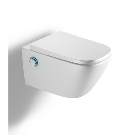 Excellent Dakota S1 Toaleta myjąca 59,3x37 cm biała CENL.4120.593.S1.WH
