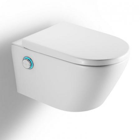 Excellent Dakota D1 Toaleta myjąca 59,3x37 cm biała CENL.4020.593.D1.WH