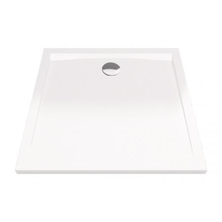 Excellent Forma Brodzik kwadratowy 100x100 cm niski, biały BREX.FOR10WHN