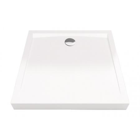 Excellent Forma Compact Brodzik kwadratowy 100x100 cm wysoki, biały BREX.FOR10WHC