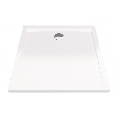 Excellent Forma Compact Brodzik prostokątny 80x120 cm wysoki, biały BREX.FOR128WHC