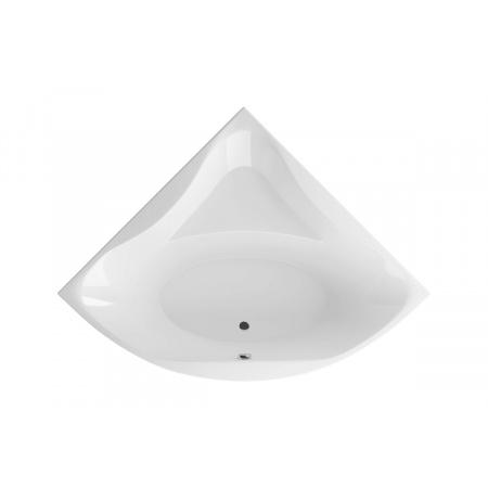 Excellent Glamour Wanna narożna 140,5x140,5 cm akrylowa symetryczna, biała WAEX.GLA14WH