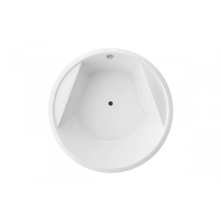 Excellent Great Arc Wanna owalna 160 cm akrylowa, biała WAEX.GRE16WH