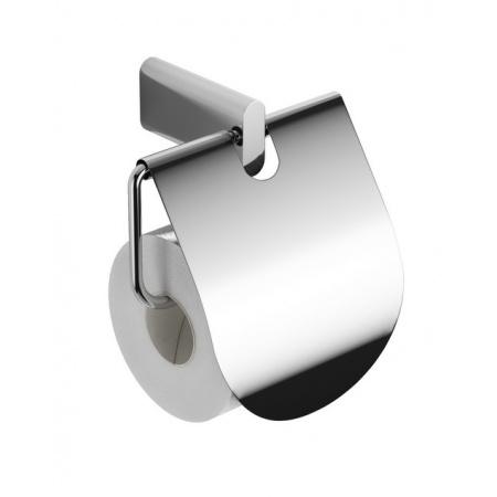 Excellent Kobo Uchwyt na papier toaletowy z klapką, chrom DOEX.1707CR