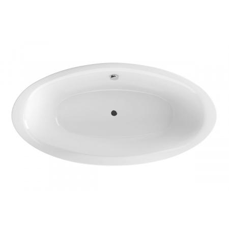 Excellent Lumina Wanna owalna 190x95,5 cm akrylowa, biała WAEX.LUM19WH