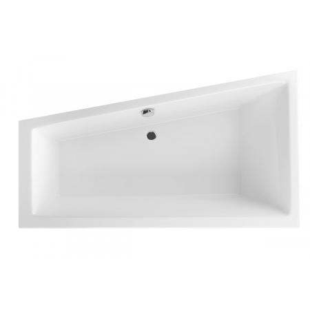 Excellent M-Sfera Slim Wanna asymetryczna 160x95 cm akrylowa lewa, biała WAEX.MSL16WHS