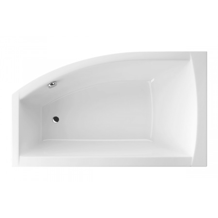 Excellent Magnus Wanna narożna 150x85,5 cm akrylowa lewa, biała WAEX.MGL15WH