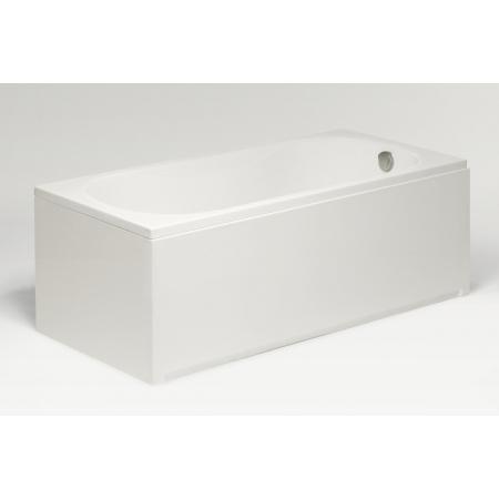 Excellent Obudowa boczna do wanny 80x58 cm, biała OBEX.080.58WH