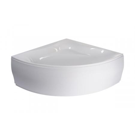 Excellent Obudowa do wanny narożnej symetrycznej 140 cm, biała OBEX.GLA.14WH