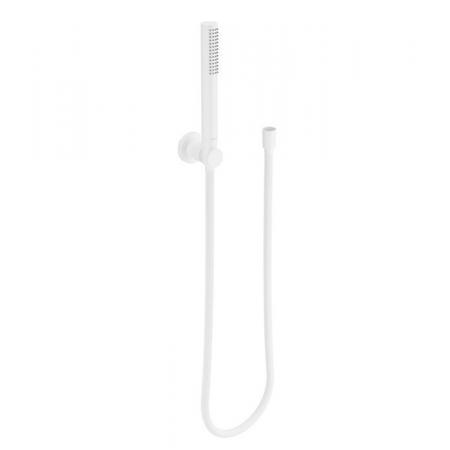 Excellent Pi Zestaw prysznicowy natynkowy Loka biały mat AREX.SET.023WH